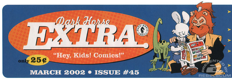 Dark Horse Extra #45