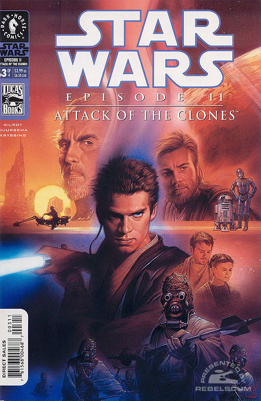 Episode II – Attack of the Clones #1