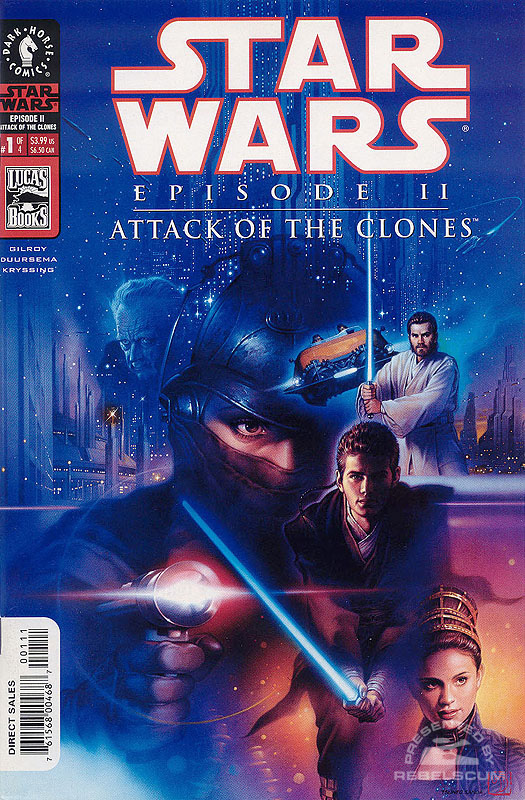 Episode II – Attack of the Clones #3