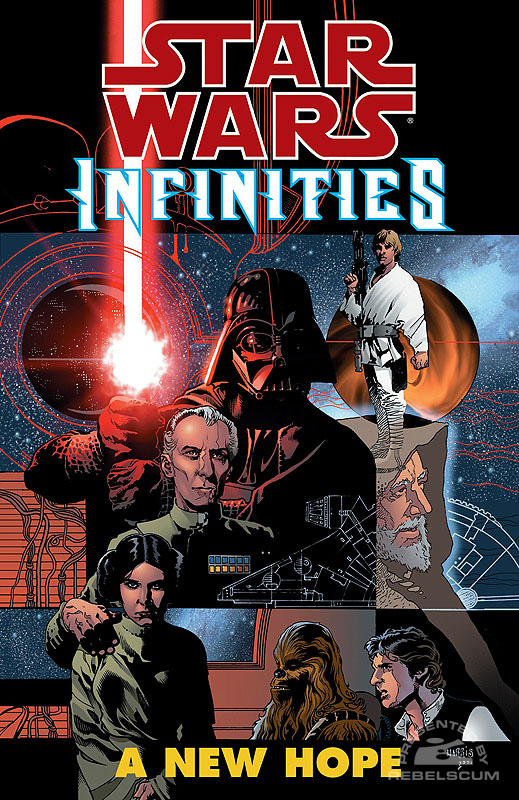 Infinities – A New Hope Trade Paperback