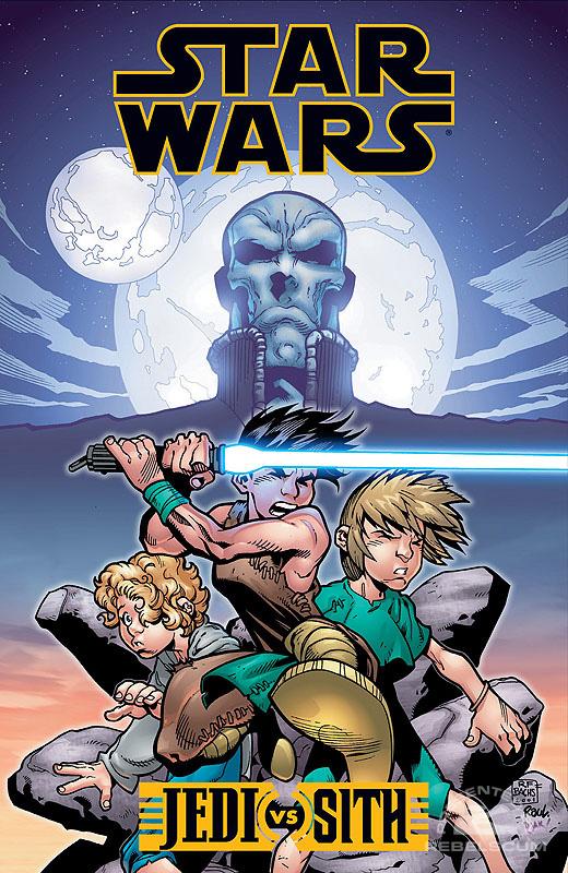 Jedi vs. Sith Trade Paperback