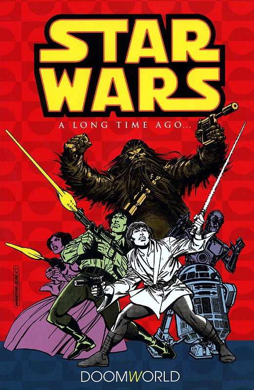 A Long Time Ago Trade Paperback #1