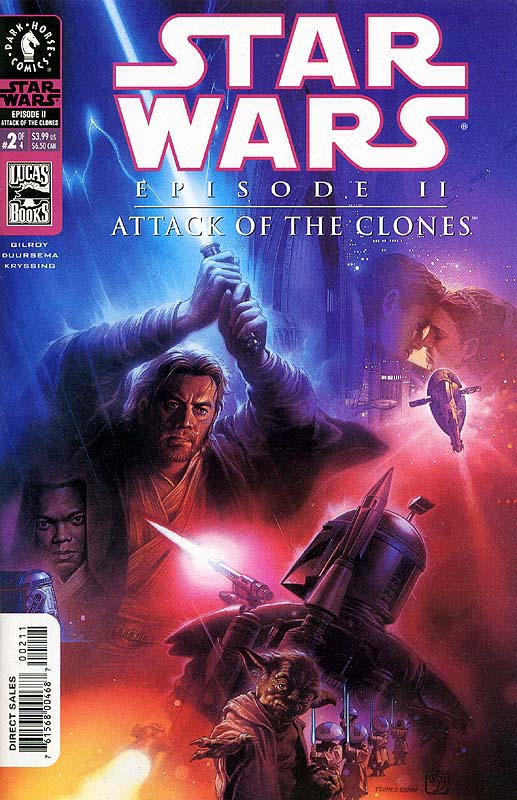Episode II – Attack of the Clones #2