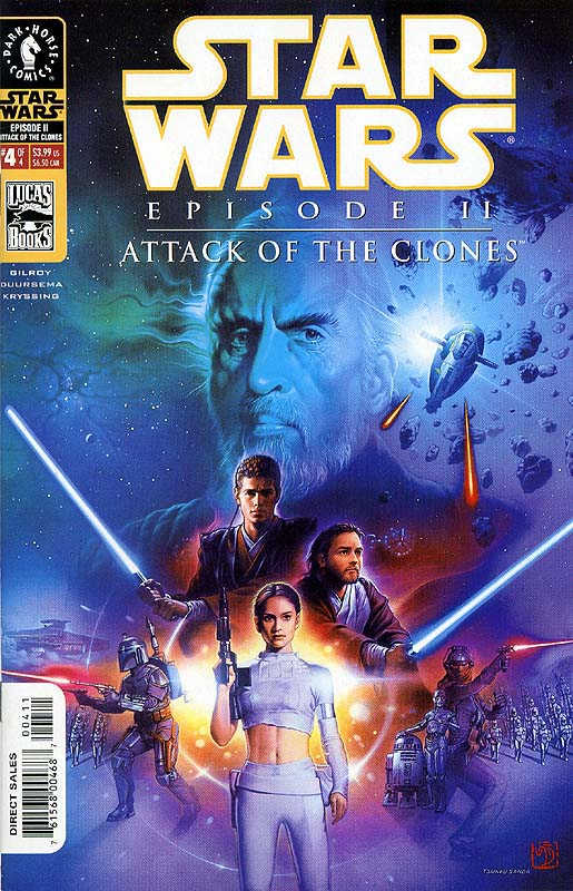 Episode II – Attack of the Clones #4