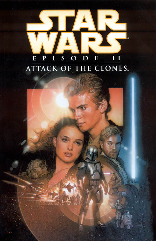 Episode II – Attack of the Clones Trade Paperback