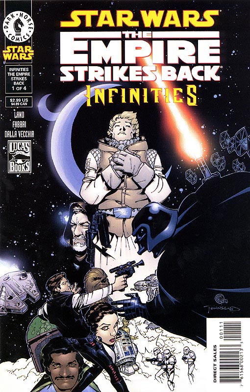 Infinities – The Empire Strikes Back #1
