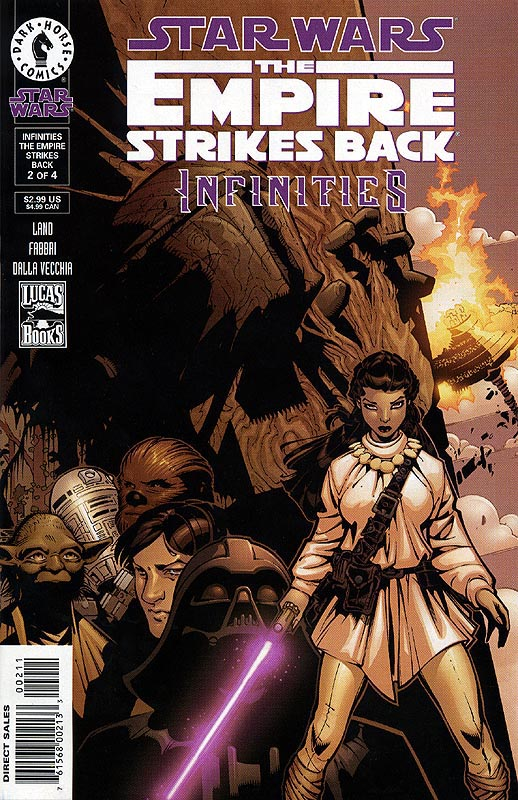 Infinities – The Empire Strikes Back #2