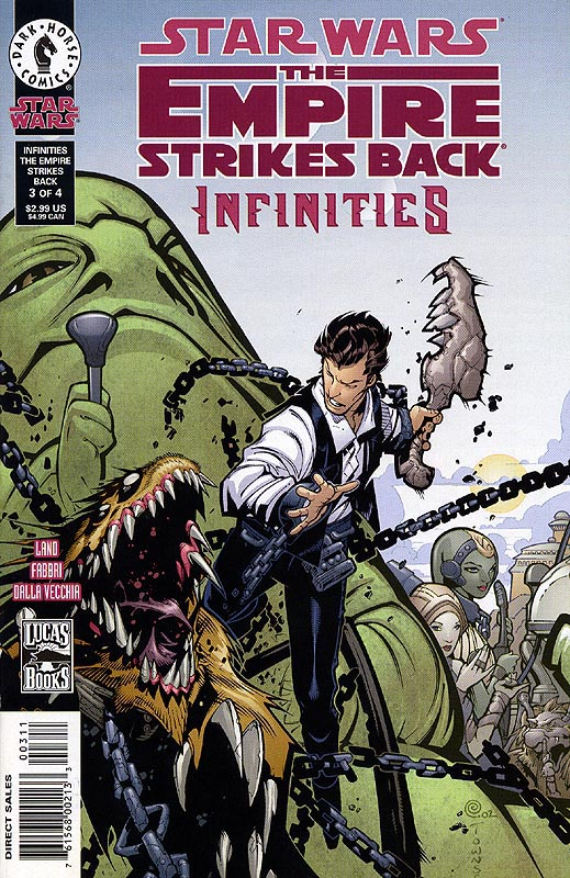 Infinities – The Empire Strikes Back #3