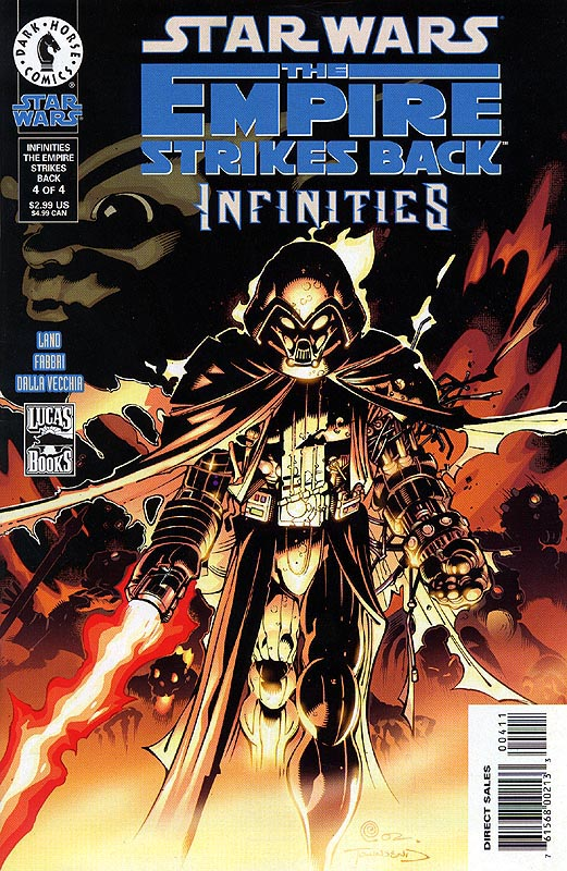 Infinities – The Empire Strikes Back #4