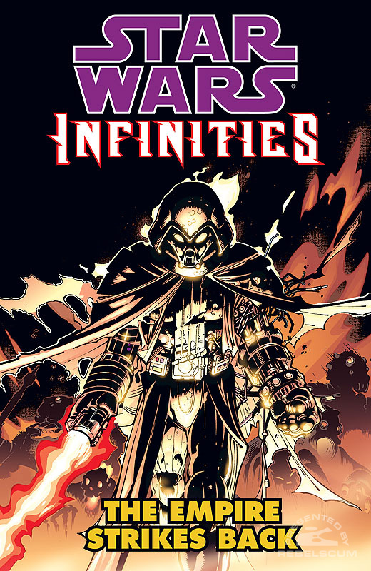 Infinities – The Empire Strikes Back Trade Paperback