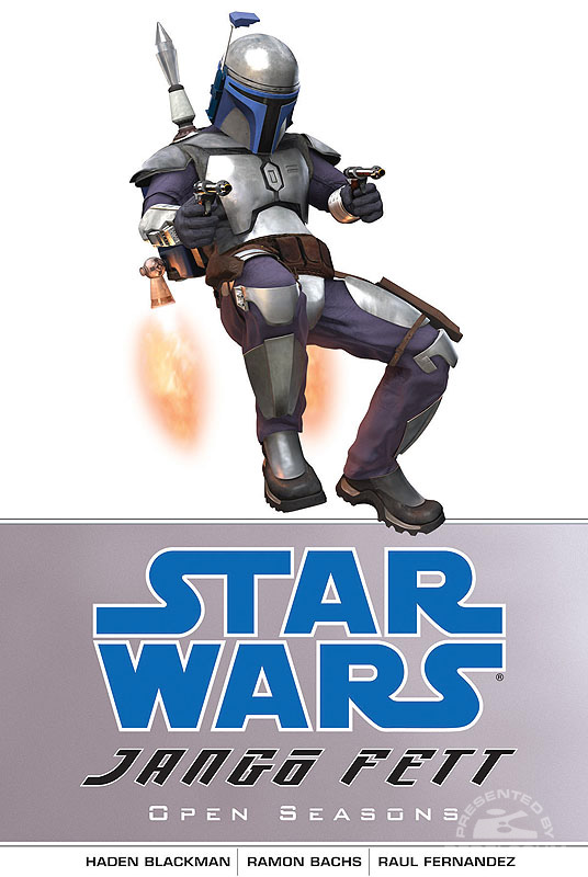 Jango Fett – Open Seasons Trade Paperback