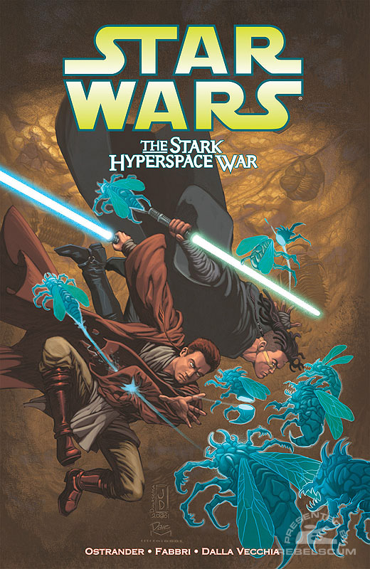 The Stark Hyperspace War Trade Paperback