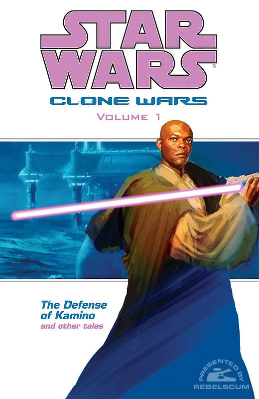 Clone Wars Trade Paperback #1