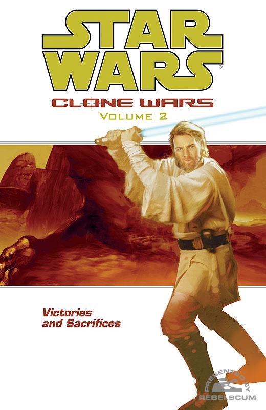 Clone Wars Trade Paperback #2