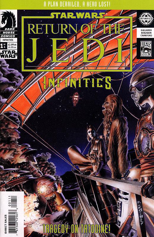 Infinities – Return of the Jedi #1