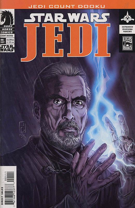 Jedi - Count Dooku