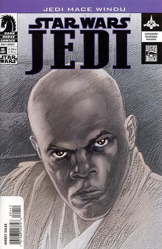 Jedi - Mace Windu