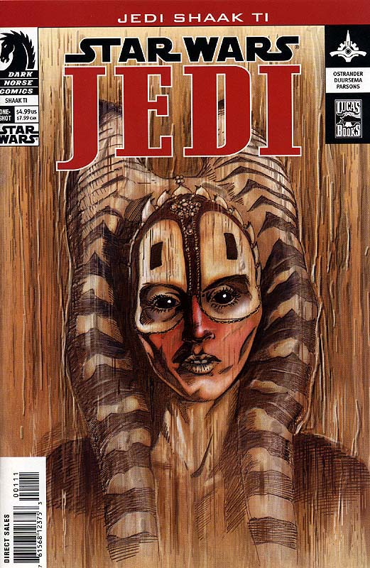 Jedi – Shaak Ti