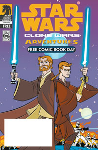 Free Comic Book Day 2004 (Solicitation Cover)
