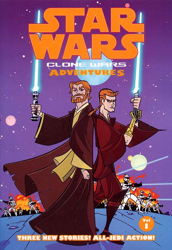 Clone Wars Adventures #1
