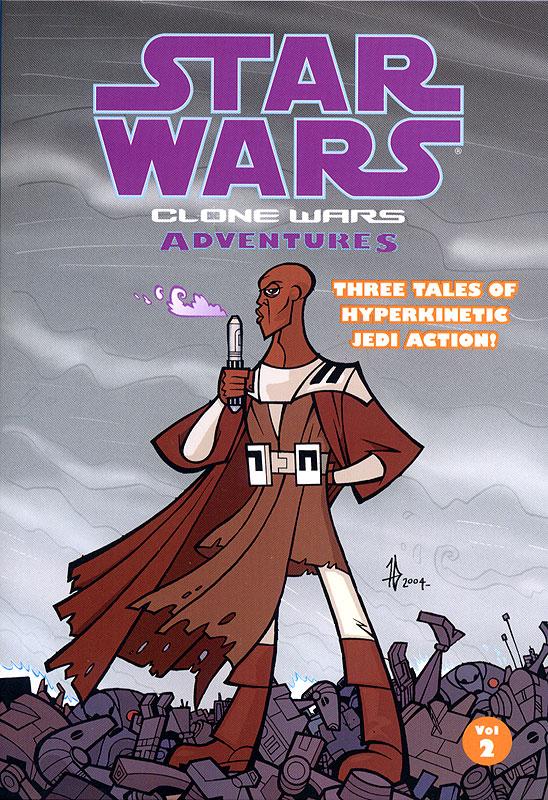 Clone Wars Adventures #2