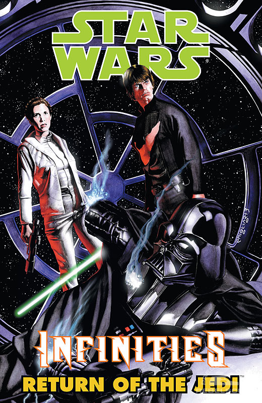 Infinities – Return of the Jedi Trade Paperback