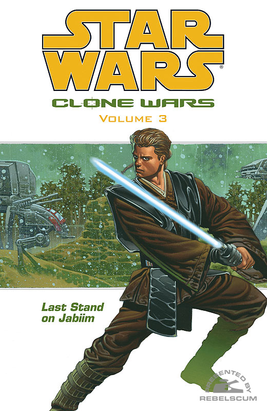 Clone Wars Trade Paperback #3