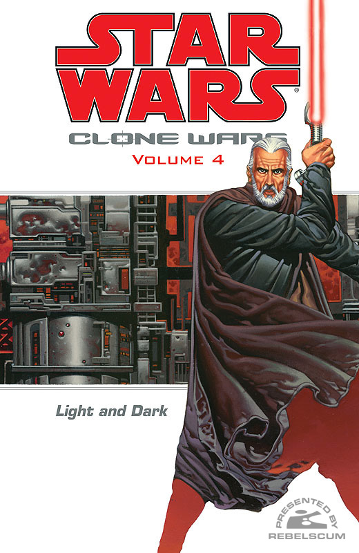 Clone Wars Trade Paperback #4