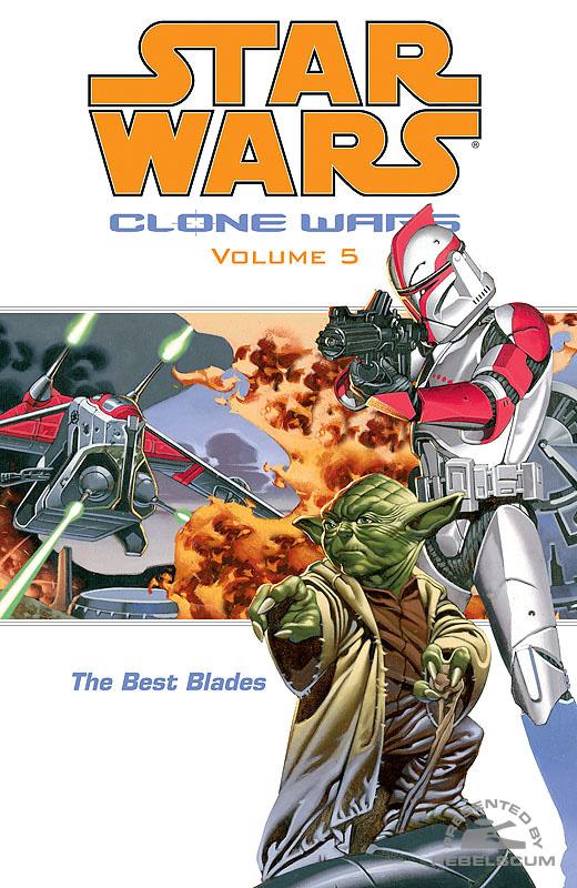 Clone Wars Trade Paperback #5