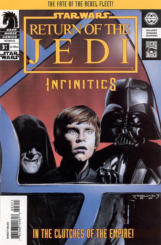 Infinities – Return of the Jedi #3