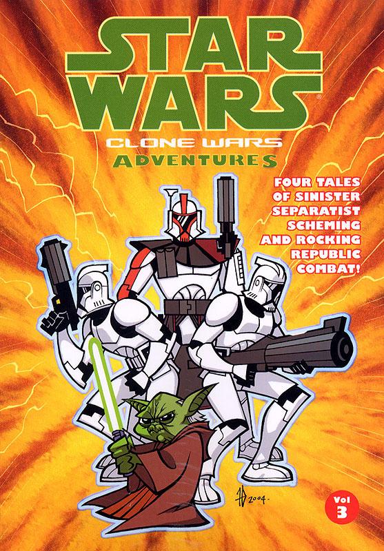 Clone Wars Adventures #3