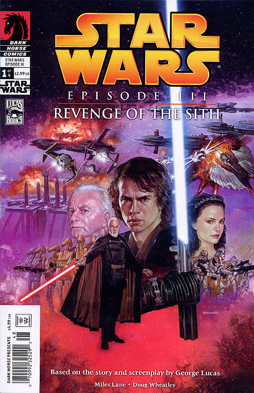 Episode III – Revenge of the Sith 1 (Newsstand Edition)