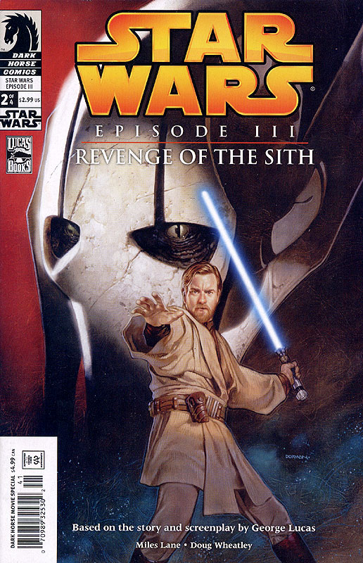 Episode III – Revenge of the Sith #2 (Newsstand Edition)