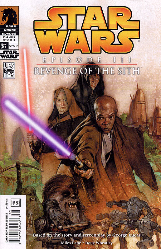 Episode III – Revenge of the Sith #3 (Newsstand Edition)