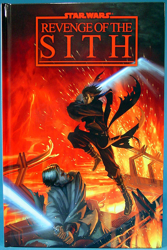 Episode III – Revenge of the Sith Hardcover Collector
