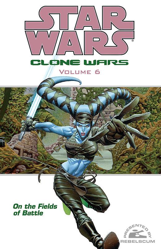 Clone Wars Trade Paperback #6