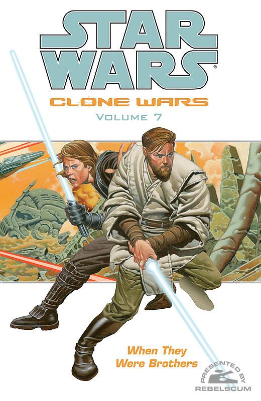 Clone Wars Trade Paperback #7