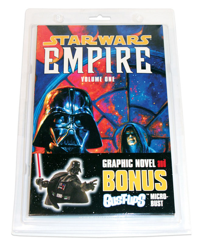 Empire Trade Paperback & Exclusive Bust-Up Set #1
