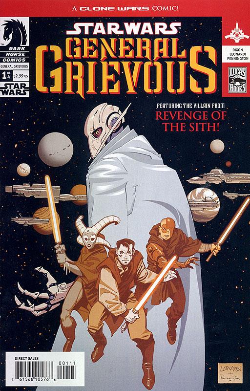 General Grievous #1
