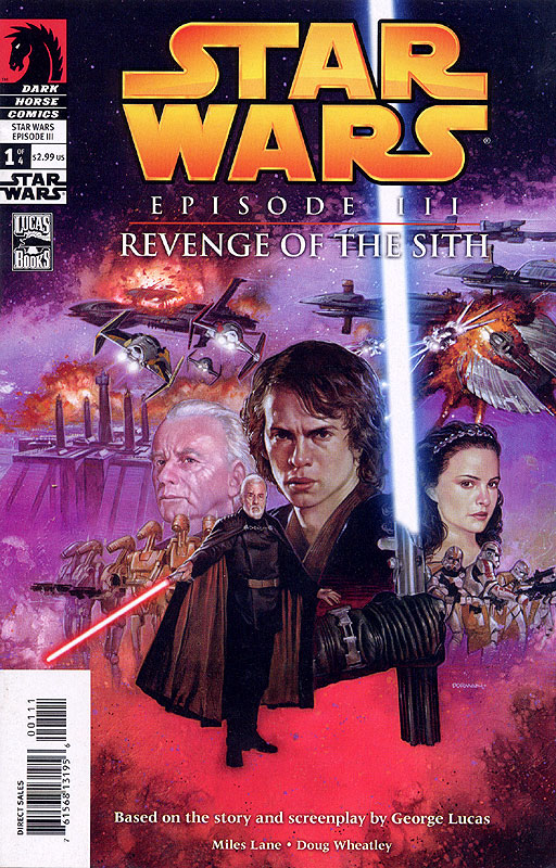 Episode III – Revenge of the Sith #1