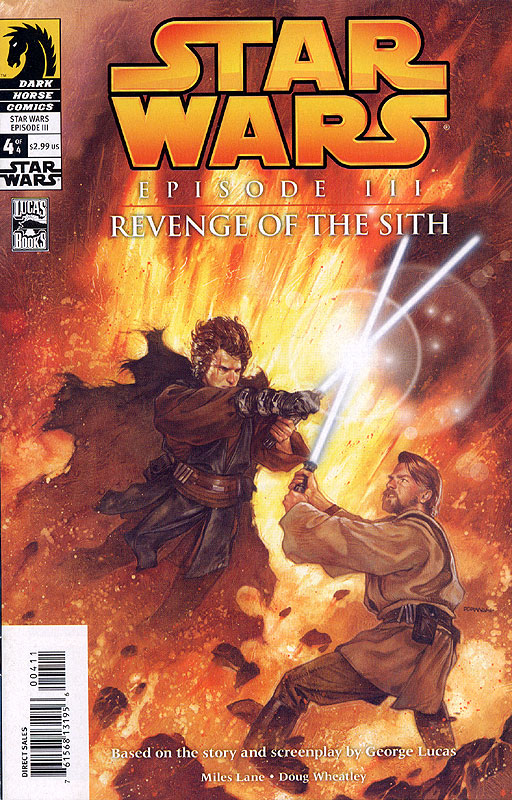 Episode III – Revenge of the Sith #4