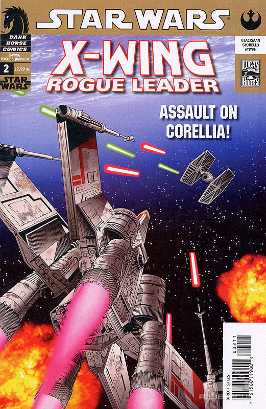 X-Wing - Rogue Leader 2