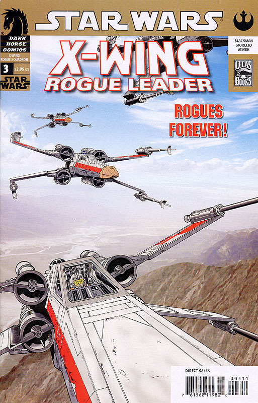 X-Wing Rogue Squadron - Rogue Leader #3