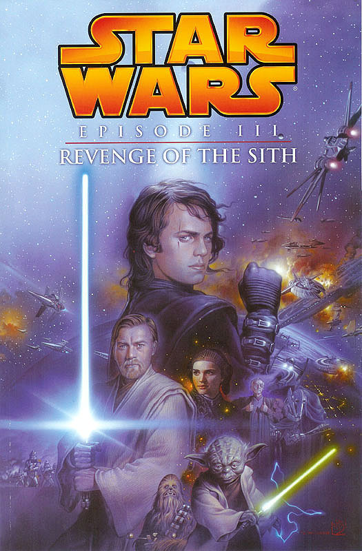 Episode III – Revenge of the Sith Trade Paperback