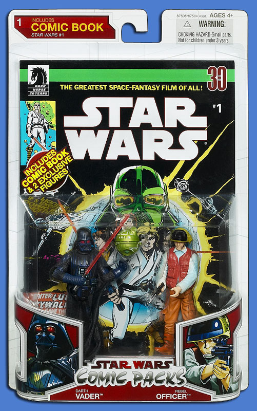 Star Wars: The Legacy Collection 09 Comic Pack 1 Packaging