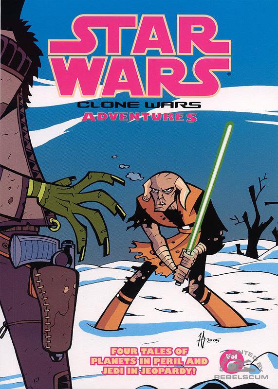 Clone Wars Adventures #6