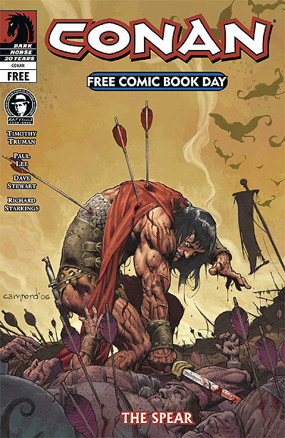 Free Comic Book Day 2006 Special (Flip Cover)