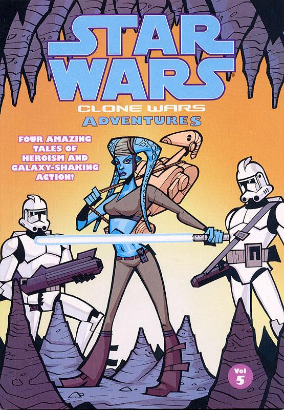 Clone Wars Adventures #5