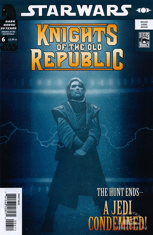 Knights of the Old Republic #6