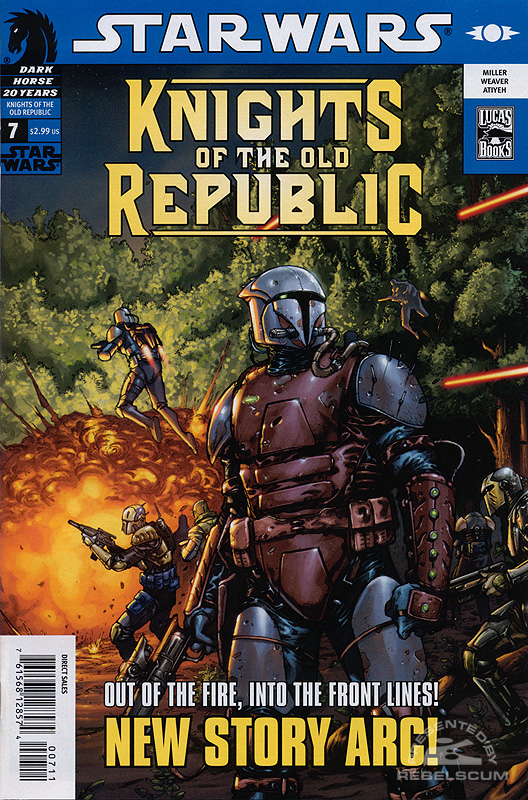 Knights of the Old Republic #7